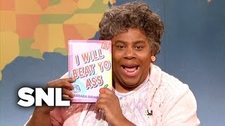 Weekend Update: Update Nanny on the Spanking Ban - SNL