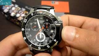Тіссот t-гонка Мото GP чоловічі годинники T0484172705100 - е-Оро.гр
