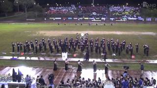 "Ku`u Ipo I Ka He`e Pu`e One | Iolani ""Raider"" Marching Band - Festival of Bands"