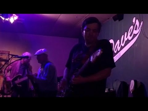 Blues Night Guitar Solos Dave's Of Milton March 21st 2017
