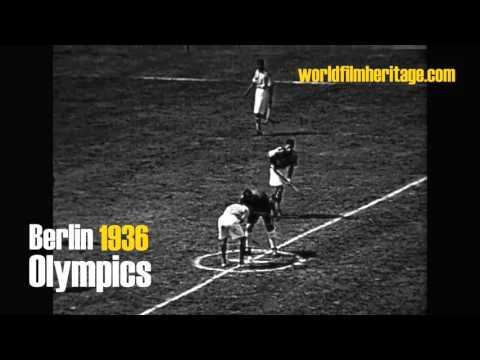 Berlin 1936 - Olympics - Olympia - Hockey: Germany vs. India
