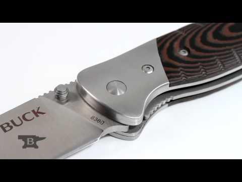 Buck 836BR Folding Selkirk video_1