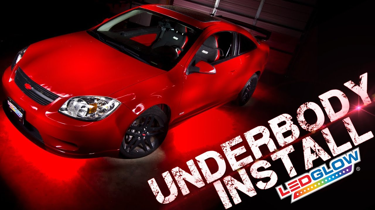Ledglow How To Install Led Underbody Lights