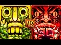 Temple Run 2 Lost Jungle Vs Temple Endless Magical Run 3D Endless Run Gameplay Video