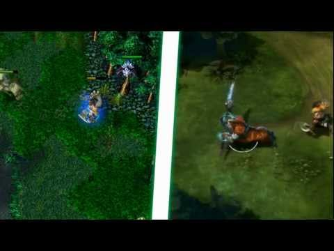 Dota vs Dota 2 Differences: Episode 1