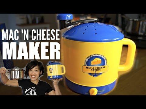 MAC & CHEESE MAKER vs. A POT| Nation Macaroni N' Cheese TEST