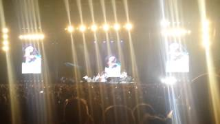 foo fighters seven nation army with dr lew fenway park 7 19 15