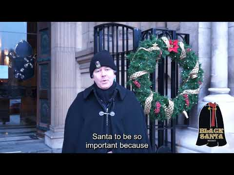 Copy of Belfast Black Santa - Daily Blog - Day 5 21/12/2020