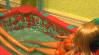 Barbie Glam Pool Party