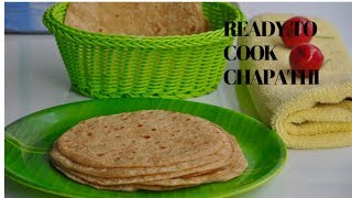 Ramadan Special Easy Ready to Cook Chapathi || Frozen Chapathi || Ep:559