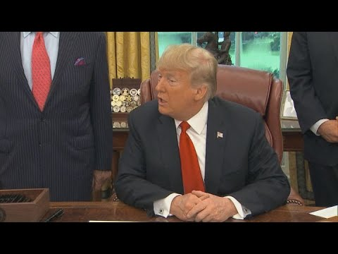 Trump says the Fed is 'out of control'