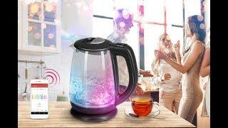 Умный чайник REDMOND SkyKettle G210S с Алиэкспресс - Tmall. Обзор.