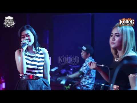 KONEG feat Ana V & Aneth K ~ SENJA [Unniversary #2 - Liquid Barkitch JOGJA] [Cover - Karaoke]