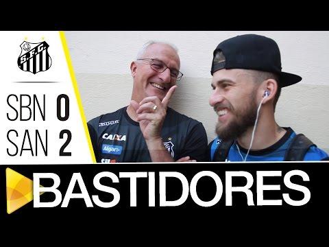 São Bento 0 x 2 Santos | BASTIDORES | Paulistão (22/03/17)