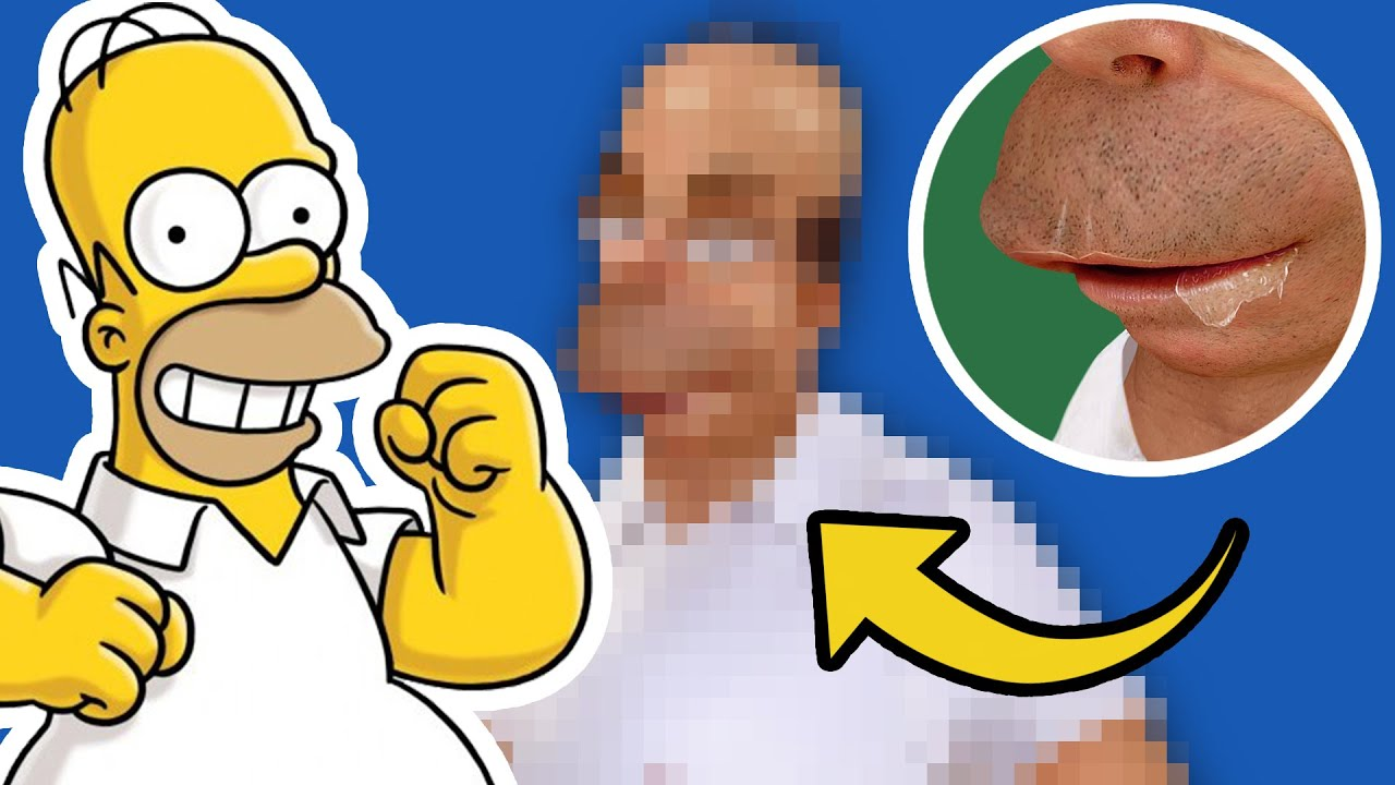 Homer Simpson In Real Life Humanizing Characters Photoshop
