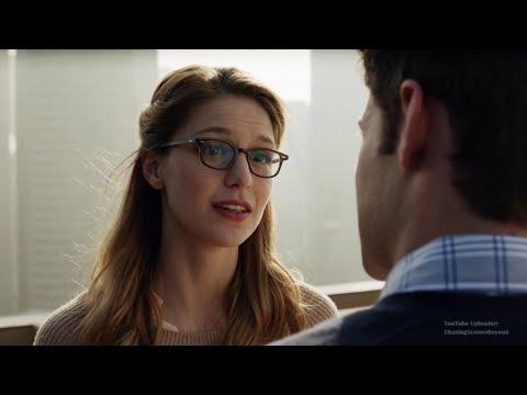 Supergirl 1x01: Winn and Kara [Kara reveals her secret]