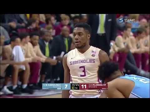 North Carolina at Florida State  NCAA Men