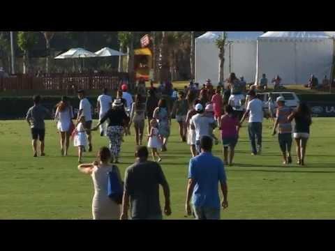 Fiduciary Wealth Management Polo Match - Santa Maria 2014