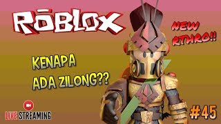 Live Streaming 🔴 #45 - ROBLOX KOK ZILONG Part2 #CUPUSKWAD - ROBLOX INDONESIA