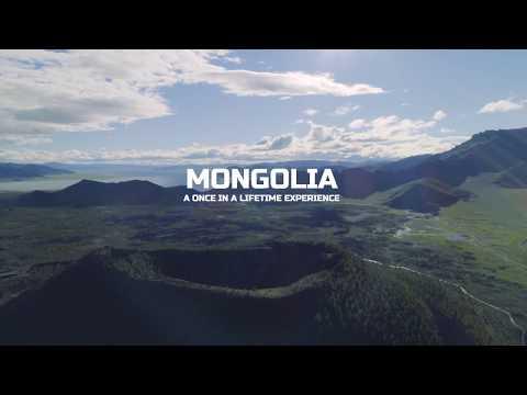 Mongolia - the world's most thrilling enduro adventure!