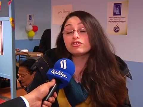 Election of Irak in France 27 04 2014 Report 2