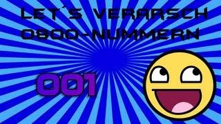 Let´s Verarsch 0800 Nummern #1 Mirapodo