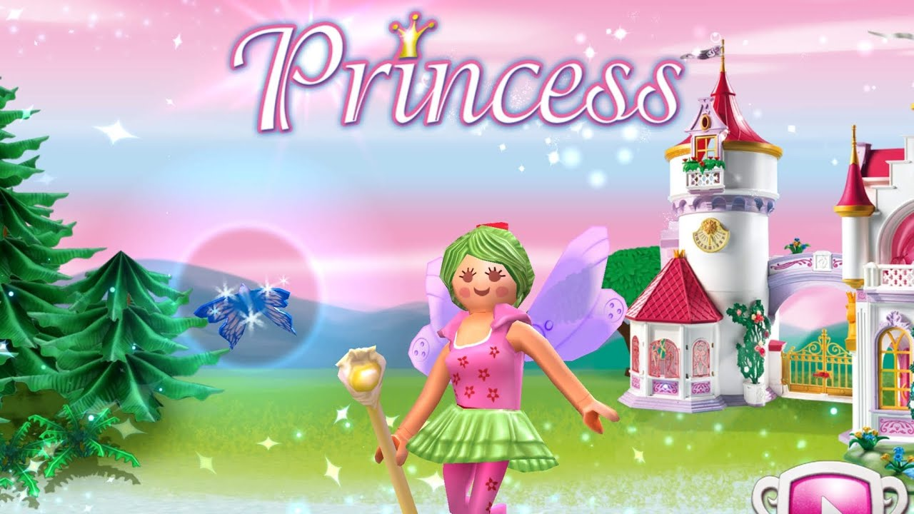playmobil princess ipad android iphone kostenlose. Black Bedroom Furniture Sets. Home Design Ideas