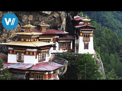 Bhutan - Wissenswertes über das traditionsreiche Königreich im Himalaja (Reisedokumentation in HD)