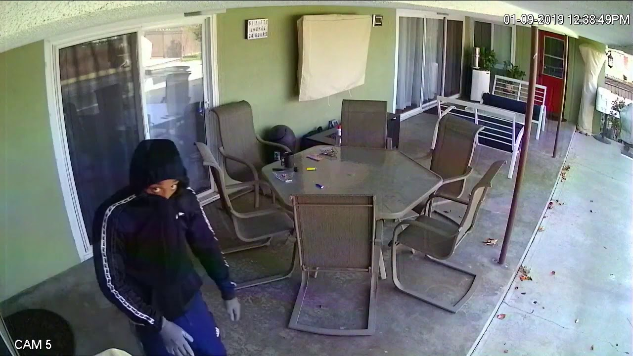 West Covina House Burglary