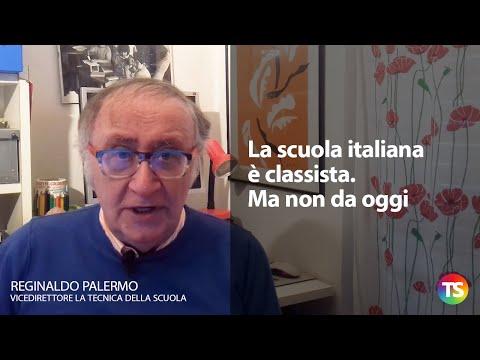 La scuola italiana è classista. Ma non da oggi