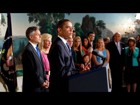 President Obama Nominates Governor Huntsman as Ambassador to China