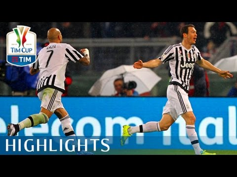Lazio - Juventus - 0-1 - Highlights - Quarti di finale - TIM Cup 2015/16