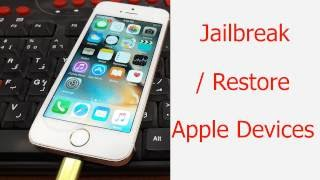Jailbreak/Restore/Update Apple Devices Using 3uTools to the Last IOS