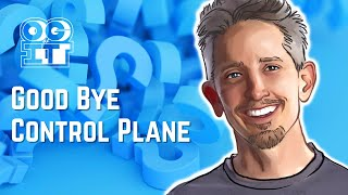 """Why does SD-WAN separate the """"control-plane"""" from the router❔ (What did the router do)❓"""