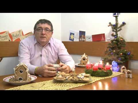 Andrej Fištravec - Prednovoletni nagovor