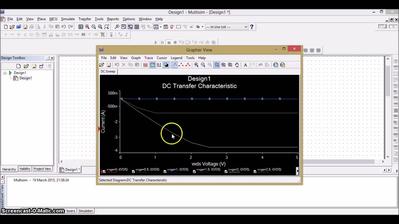 Static Characteristics Of N Channel Enhancement Mosfet Youtube Demosfet Depletion