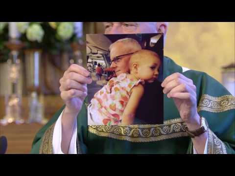 In the Father's Loving Arms   Homily: Father Richard Erikson
