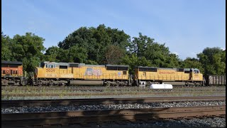Norfolk Southern Trains Rule the Rails in Berea! (Labor Day Weekend 2018)