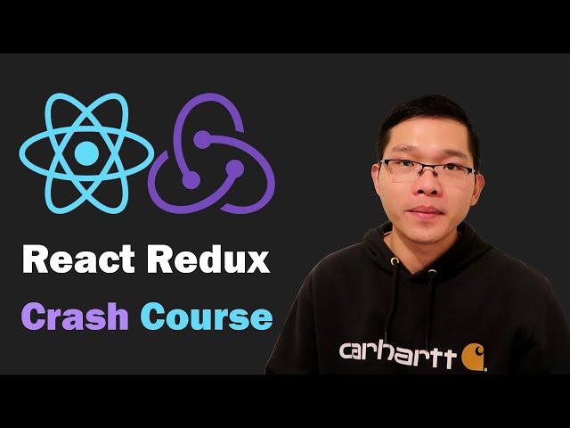 React Redux Crash Course 2021