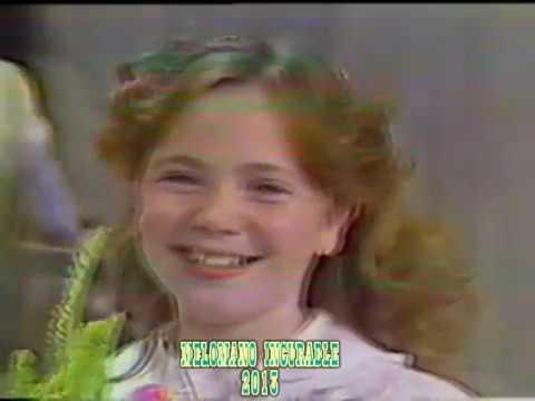 AILEEN QUINN ANNIE EN EL SHOW DE FANTASTICO RCTV 1982