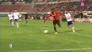 El Mallorca remunta contra el Tenerife i es dóna un respir (2-1)