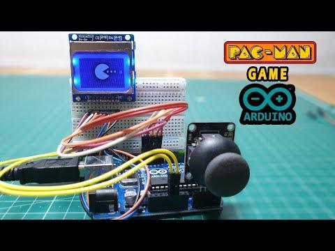 Arduino Pac-man Game | Nokia 5110 | Joystick