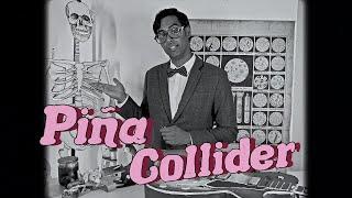 Spaceface - Piña Collider (Official Video)
