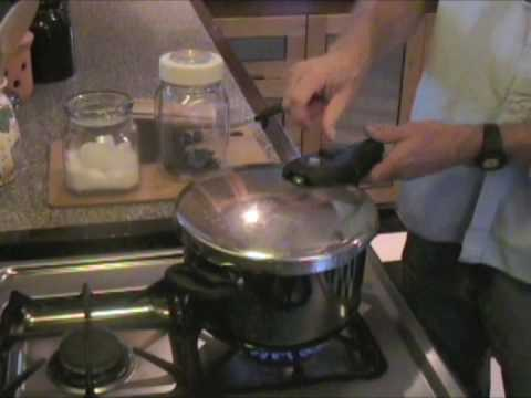 How To Cook Brown Rice in a Pressure Cooker • 2 of 2