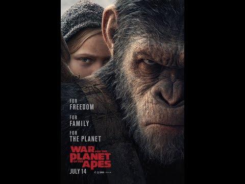 حصريآ   فيلم حرب القردة مع البشر  مترجم بجودة HD - قتال القرد سيزر motarjam