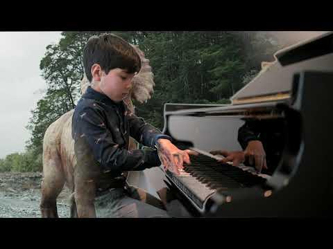 In Quarantine with Dinosaurs. Sergai Prokofiev: Marche from Musiques D'Enfants, Op. 65 - Alik Sudbin