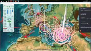 7/26/2017 -- New Deep Earthquake event -- West Coast + Midwest USA -- West Pacific BE ON WATCH