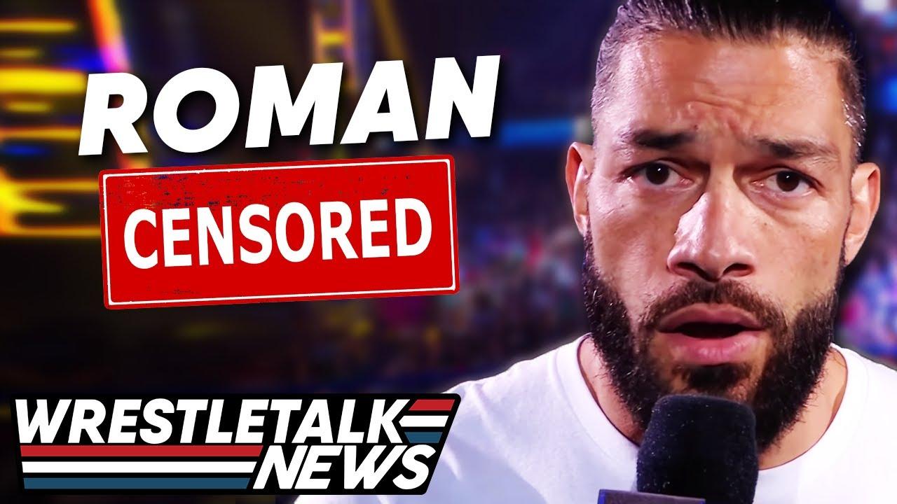 WWE CENSORED Roman Reigns' John Cena Promo!! Keith Lee News! WWE Raw Review | WrestleTalk