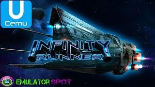 Cemu Emulator 1.12: Infinity Runner Gameplay Nintendo Wii-U (Crashes/Bugs/Unplayable)