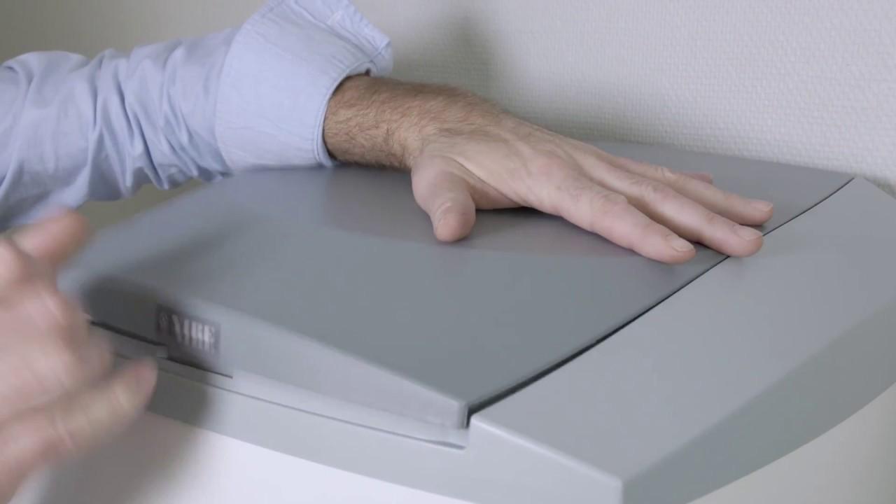Nykomna NIBE visar hur – Hur kontrollerar jag anoden på min CD-53